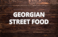 Georgian street food